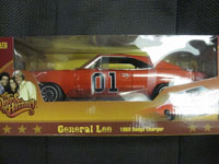 Autoworld General Lee 1:18 Scale Die Cast Car
