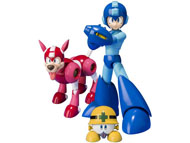 Bandai D Arts Megaman Action Figure