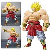 Bandai SH Figuarts Dragon Ball Z Broly Action Figure