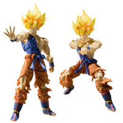 Bandai SH Figuarts Super Saiyan Goku Super Warrior Awakening Action Figure