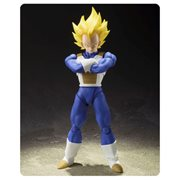 Bandai SH Figuarts Dragon Ball Z Super Saiyan Vegeta Action Figure