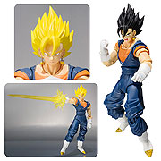 Bandai SH Figuarts Dragon Ball Z Vegetto Action Figure