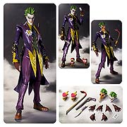 Bandai SH Figuarts Injustice Joker Action Figure