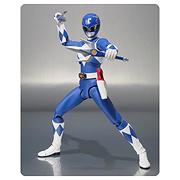 Bandai SH Figuarts Mighty Morphing Power Rangers Blue Ranger
