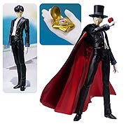 Bandai SH Figuarts Sailor Moon Tuxedo Mask Action Figure