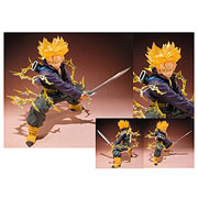 Bandai SH Figuarts Zero Dragon Ball Z Super Saiyan Trunks Figure