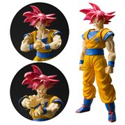 Bandai SH Figuarts Dragon Ball Super Saiyan Son Goku Action Figure
