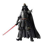 Bandai Star Wars Movie Realization Samurai General Darth Vader Action Figure