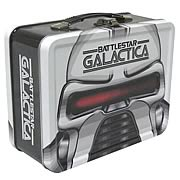 Battlestar Galactica Tin Tote Lunchbox