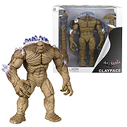 DC Direct Batman Arkham City Clayface Deluxe Action Figure