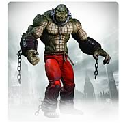 DC Direct Batman Arkham City Deluxe Killer Croc Action Figure