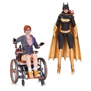 DC Direct Batman Arkham Knight Batgirl and Oracle 2 Pack Action Figures