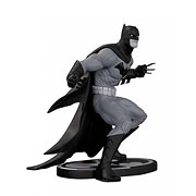DC Direct Black and White Greg Capullo Batman Statue