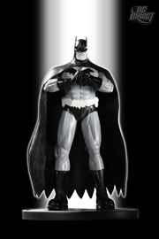 Black and White Batman Patrick Gleason Statue