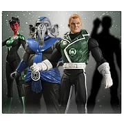 Green Lantern Series 5 Guy Gardner Sinestro Soranik Natu Brother Warth Action Figures