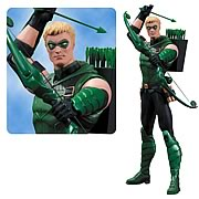 Justice League New 52 Green Arrow Action Figure