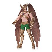 DC Direct New 52 Justice League Hawkman Action Figure