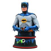 Diamond Select Batman 1966 TV Series Batman Adam West Mini Bust