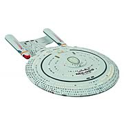 Diamond Select Star Trek Next Generation Enterpise D Space Ship