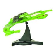 Diamond Select Star Trek Klingon Bird of Prey Partial Cloak