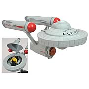 Diamond Select Minimates Star Trek Enterprise with Captain Kirk