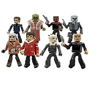 Diamond Select Minimates Star Trek Legacy Series 1
