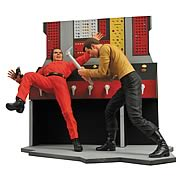Diamond Select Star Trek Captain Kirk Action Figure