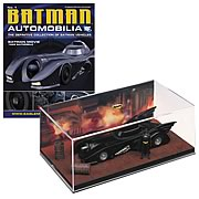 Eaglemoss Automobilia Batman 1989 Movie Batmobile