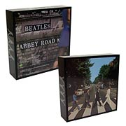 Factory Entertainment Famous Covers Beatles Abbey Road Coin Bank