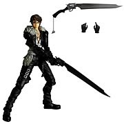Final Fantasy Dissidia Squall Kai Action Figure