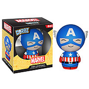 Funko Dorbz Vinyl Marvel Series 1 Captain America Figure