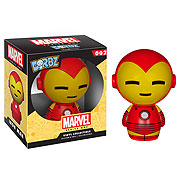 Funko Dorbz Vinyl Marvel Series 1  Iron Man Figure