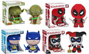 Funko Fabrikations Yoda Deadpool Batman Harley Quinn Figure