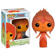 Funko Pop Vinyl Adventure Time Flame Princess Figure
