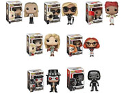 Funko Pop Vinyl American Horror Story Season 3 Cordelia Fox Fiona Goode Marie Laveau Misty Day Myrtle Snow Papa Legba Rubberman Figure