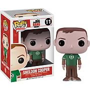 Funko Pop Vinyl Big Bang Theory Sheldon Cooper Figure