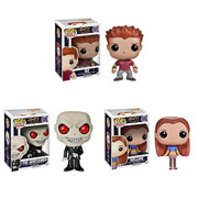 Funko Pop Vinyl Buffy The Vampire Slayer Oz The Gentlemen Willow Rosenberg Figure