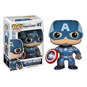 Funko Pop Vinyl Captain America 2 Movie The Winter Soldier Captain America Figure