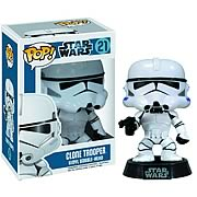 Funko Pop Vinyl Clone Trooper