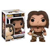 Funko Pop Vinyl Conan The Barbarian Bloody Version Previews Exclusive Figure