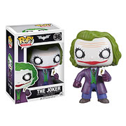 Funko Pop Vinyl Dark Knight Trilogy Joker Figure