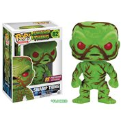 Funko Pop Vinyl DC Comics Previews Exclusive Flocked Swamp Thing Figure