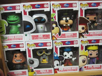 Funko Pop Vinyl Disney Figures Evil Queen Mayor Jack Sparrow Wall-E Eve Goofy Sorcerer Mickey Oogie Boogie