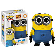 Funko Pop Vinyl Disney Despicable Me Dave Figure
