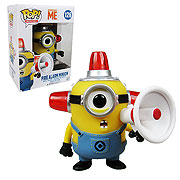 Funko Pop Vinyl Disney Despicable Me Fire Alarm Minion Figure