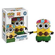Funko Pop Vinyl Disney Despicable Me Hula Minion Figure