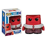 Funko Pop Disney Pixar Inside Out Anger Figure