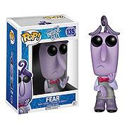 Funko Pop Vinyl Disney Pixar Inside Out Fear Figure
