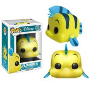Funko Pop Vinyl Disney Little Mermaid Flounder Figure
