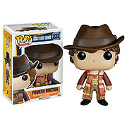Funko Pop Doctor Who 4th Doctor Tom Baker Figure